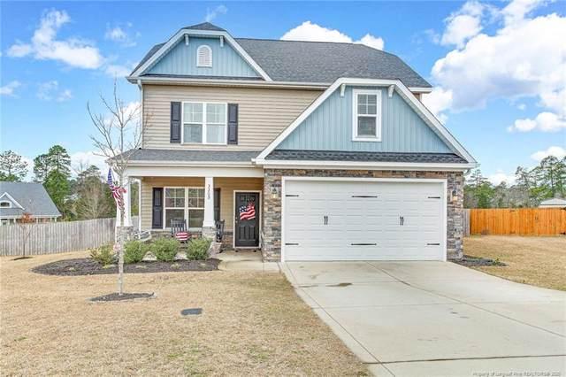 3209 Northgate Drive, Fayetteville, NC 28311 (MLS #627110) :: Weichert Realtors, On-Site Associates