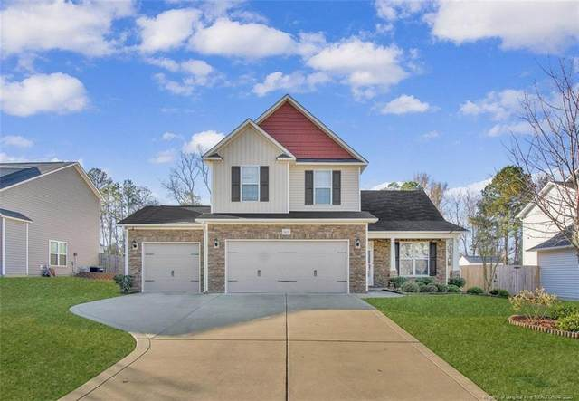 5435 Hickory Knoll Road, Fayetteville, NC 28314 (MLS #627129) :: Weichert Realtors, On-Site Associates