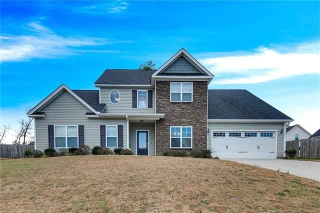 3921 Limwert Lane, Fayetteville, NC 28306 (MLS #627142) :: Weichert Realtors, On-Site Associates