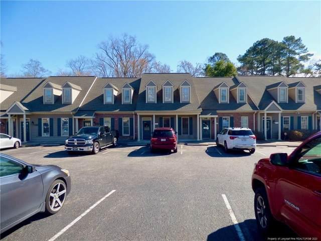 120 Westlake Road #105, Fayetteville, NC 28314 (MLS #627159) :: Weichert Realtors, On-Site Associates