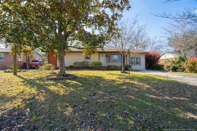 1822 Dewsberry Drive, Fayetteville, NC 28304 (MLS #627164) :: Weichert Realtors, On-Site Associates