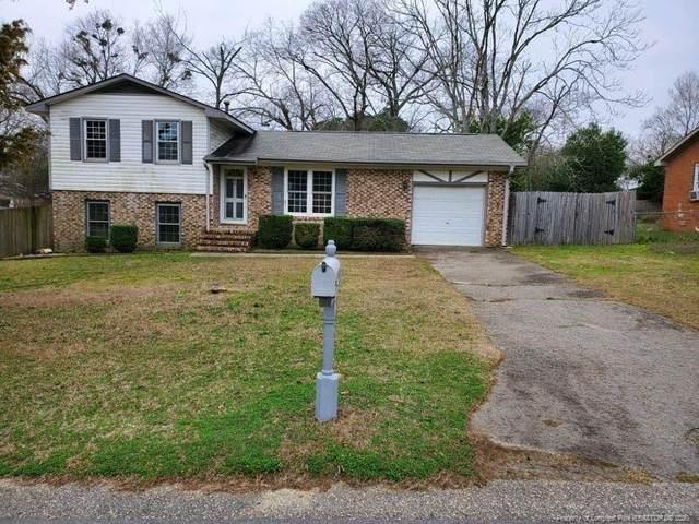1314 Chilton Drive, Fayetteville, NC 28314 (MLS #627199) :: Weichert Realtors, On-Site Associates