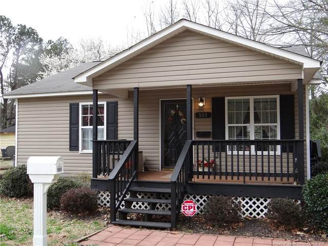 555 Saunders Street, Raeford, NC 28376 (MLS #627206) :: Weichert Realtors, On-Site Associates