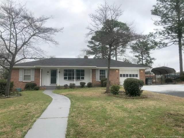 627 Galloway Drive, Fayetteville, NC 28303 (MLS #627217) :: Weichert Realtors, On-Site Associates
