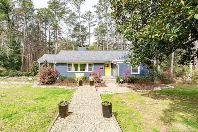 620 Carr Street, Sanford, NC 27330 (MLS #627225) :: Weichert Realtors, On-Site Associates