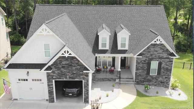 112 Valley Brook Lane, Spring Lake, NC 28390 (MLS #627265) :: Weichert Realtors, On-Site Associates