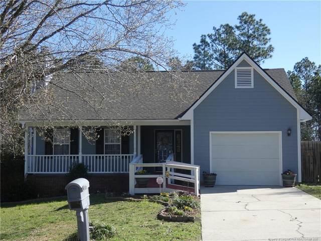 202 Twelve Oaks Road, Raeford, NC 28376 (MLS #627269) :: Weichert Realtors, On-Site Associates
