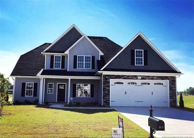 313 Cornhill Road, Fayetteville, NC 28312 (MLS #627278) :: Weichert Realtors, On-Site Associates