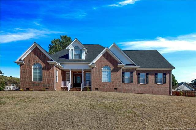 7712 Dundennon Drive, Fayetteville, NC 28306 (MLS #627281) :: Weichert Realtors, On-Site Associates
