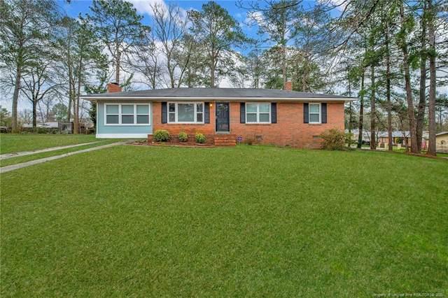 1021 Hemlock Drive, Fayetteville, NC 28304 (MLS #627324) :: Weichert Realtors, On-Site Associates