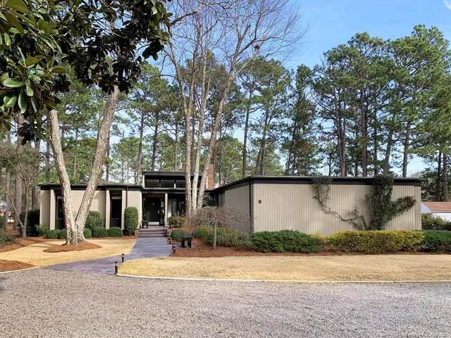 8 Bogie Drive, Whispering Pines, NC 28327 (MLS #627331) :: Weichert Realtors, On-Site Associates