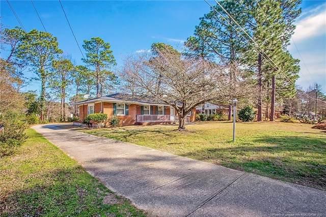1723 Stratford Road, Fayetteville, NC 28304 (MLS #627350) :: Weichert Realtors, On-Site Associates