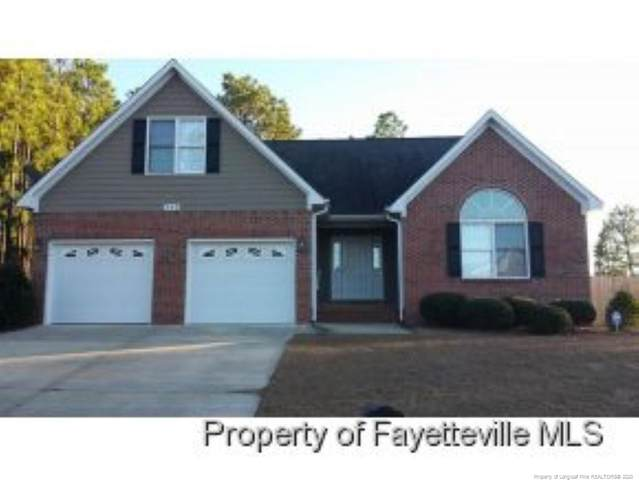 349 Dunblane Way, Fayetteville, NC 28311 (MLS #627369) :: Weichert Realtors, On-Site Associates