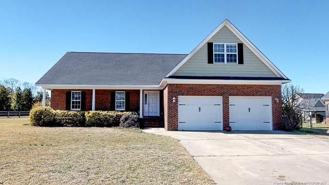 6911 Glynn Mill Farm Drive, Fayetteville, NC 28306 (MLS #627377) :: Weichert Realtors, On-Site Associates