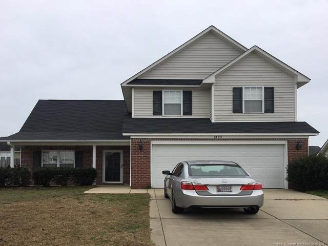 1225 Barn Owl Drive, Fayetteville, NC 28306 (MLS #627406) :: Weichert Realtors, On-Site Associates