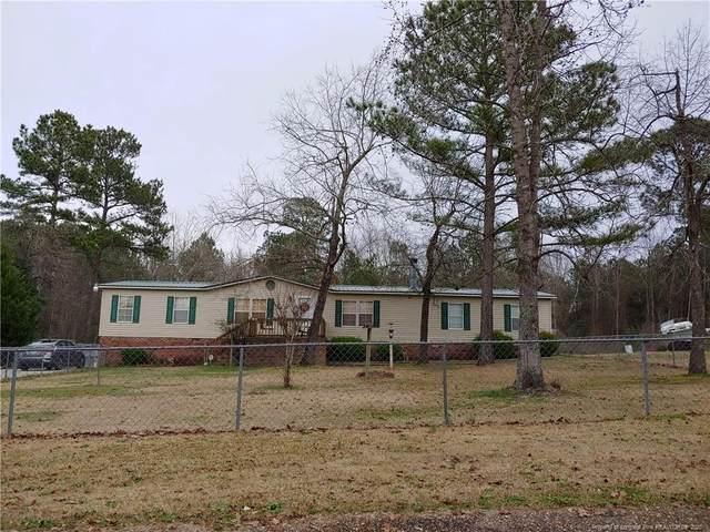 112 Country Place, Sanford, NC 27332 (MLS #627424) :: Weichert Realtors, On-Site Associates