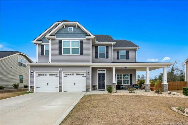 580 Stonebriar Avenue, Raeford, NC 28376 (MLS #627435) :: Weichert Realtors, On-Site Associates