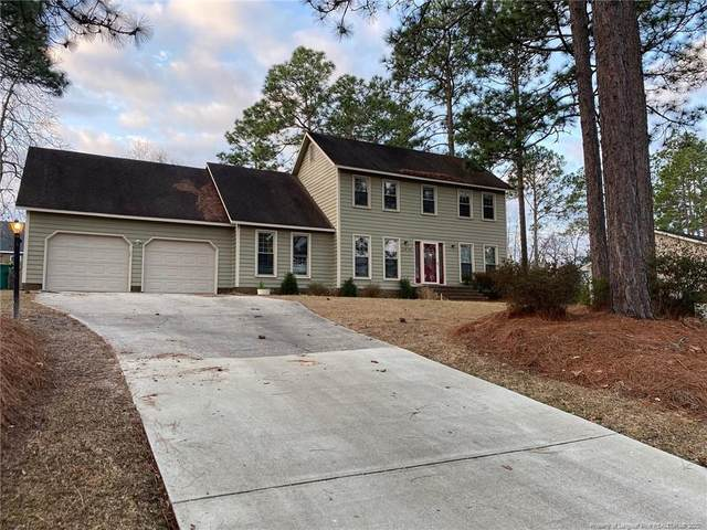 6879 S Staff Road, Fayetteville, NC 28306 (MLS #627458) :: Weichert Realtors, On-Site Associates