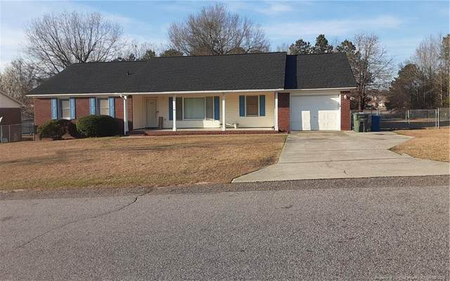 8436 Cartman Drive, Fayetteville, NC 28314 (MLS #627464) :: Weichert Realtors, On-Site Associates