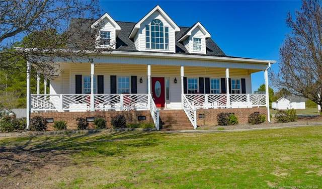 120 Bayside Road, Dunn, NC 28334 (MLS #627470) :: Weichert Realtors, On-Site Associates