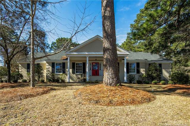 1134 Offshore Drive, Fayetteville, NC 28305 (MLS #627499) :: The Signature Group Realty Team