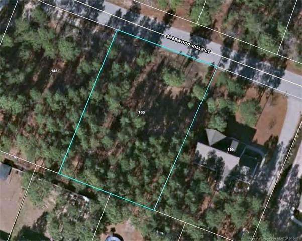 166 Sherwood Hills Court, Cameron, NC 28326 (MLS #627508) :: Weichert Realtors, On-Site Associates