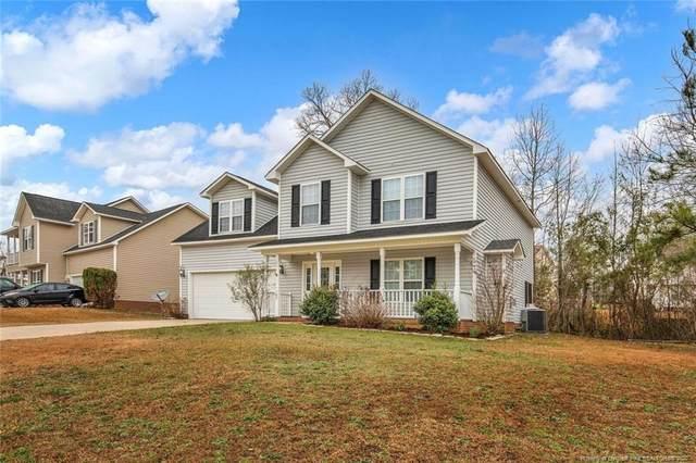 165 Pender Road, Spring Lake, NC 28390 (MLS #627509) :: Weichert Realtors, On-Site Associates