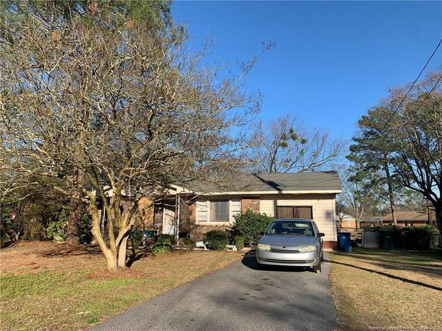 1937 Roxie Avenue, Fayetteville, NC 28304 (MLS #627531) :: Freedom & Family Realty