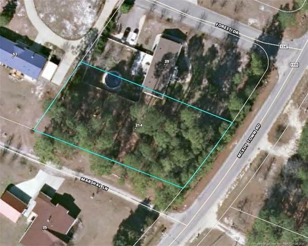 214 Mckoy Town Road, Cameron, NC 28326 (MLS #627538) :: Weichert Realtors, On-Site Associates