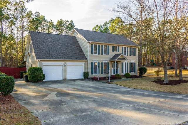 7649 Spurge Drive, Fayetteville, NC 28311 (MLS #627541) :: Weichert Realtors, On-Site Associates