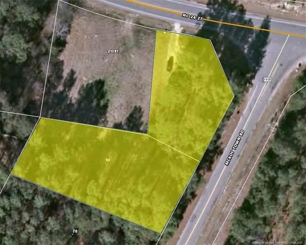 50 Mckoy Town Road, Cameron, NC 28326 (MLS #627542) :: Weichert Realtors, On-Site Associates