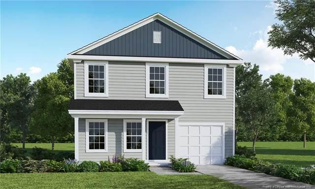 506 Old Salem Drive, Spring Lake, NC 28390 (MLS #627551) :: Weichert Realtors, On-Site Associates