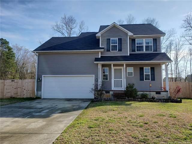 1232 Jereens Creek Road, Fayetteville, NC 28312 (MLS #627554) :: Weichert Realtors, On-Site Associates