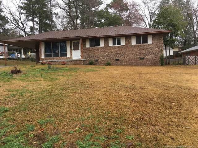 1890 Cascade Street, Fayetteville, NC 28301 (MLS #627561) :: Weichert Realtors, On-Site Associates