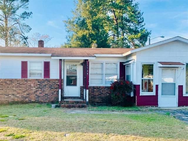 1709 Gardenia Avenue, Fayetteville, NC 28311 (MLS #627562) :: Weichert Realtors, On-Site Associates