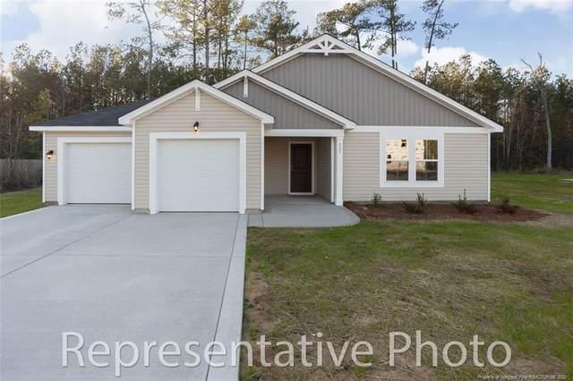 524 Old Salem Drive, Spring Lake, NC 28390 (MLS #627575) :: Weichert Realtors, On-Site Associates