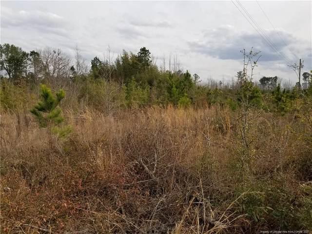 0 Johnson Road, Fayetteville, NC 28312 (MLS #627580) :: Weichert Realtors, On-Site Associates