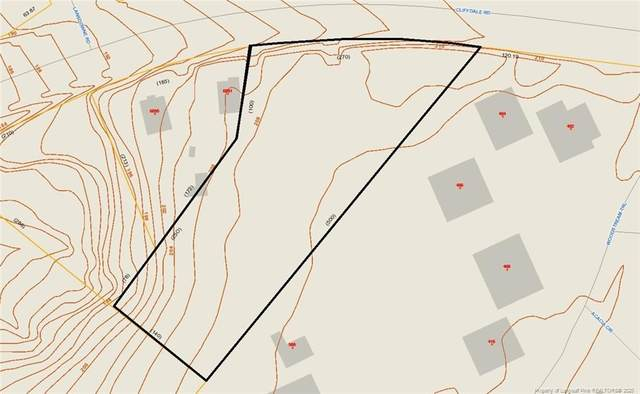 6065 Cliffdale Road, Fayetteville, NC 28314 (MLS #627593) :: Weichert Realtors, On-Site Associates