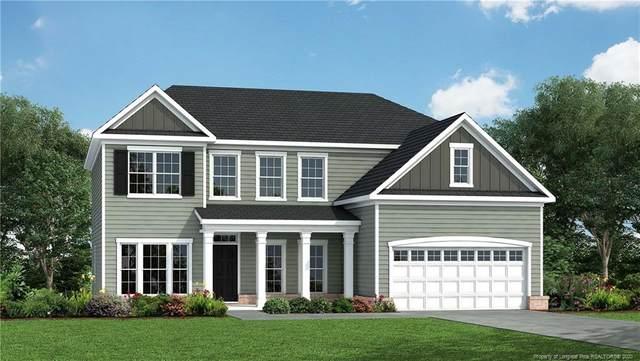 348 Gadson Drive, Hope Mills, NC 28348 (MLS #627600) :: Weichert Realtors, On-Site Associates