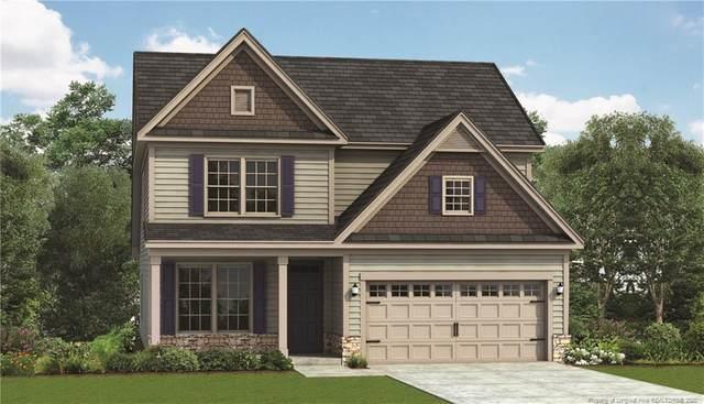 344 Gadson Drive, Hope Mills, NC 28348 (MLS #627602) :: Weichert Realtors, On-Site Associates