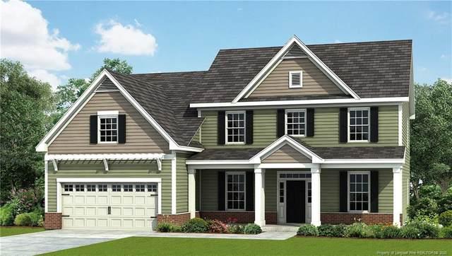 365 Gadson Drive, Hope Mills, NC 28348 (MLS #627605) :: Weichert Realtors, On-Site Associates