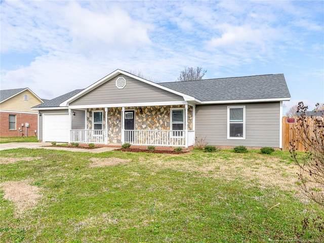 1117 Whiskerlake Drive, Fayetteville, NC 28312 (MLS #627615) :: Weichert Realtors, On-Site Associates
