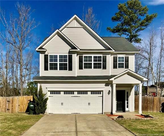 1204 Bombay Drive, Fayetteville, NC 28312 (MLS #627619) :: Weichert Realtors, On-Site Associates