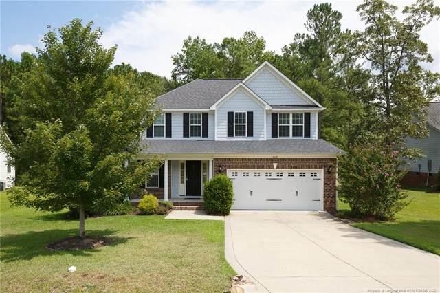 668 Orchard Drive, Spring Lake, NC 28390 (MLS #627623) :: Weichert Realtors, On-Site Associates