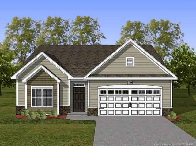 115 Verdmont (Lt326) Drive, Raeford, NC 28376 (MLS #627626) :: Weichert Realtors, On-Site Associates