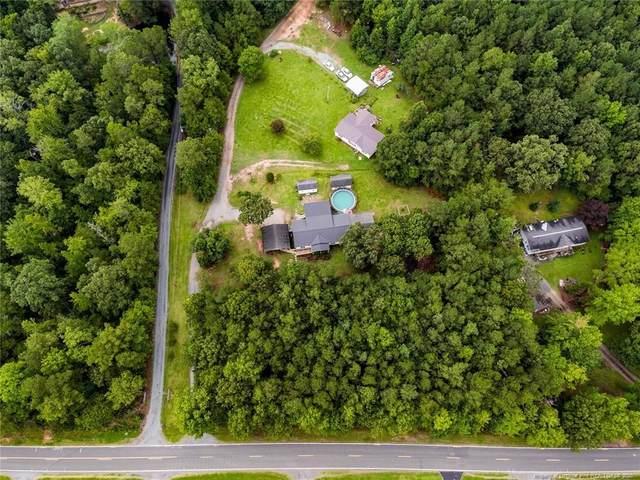1164 Post Office Road, Sanford, NC 27330 (MLS #627627) :: Weichert Realtors, On-Site Associates