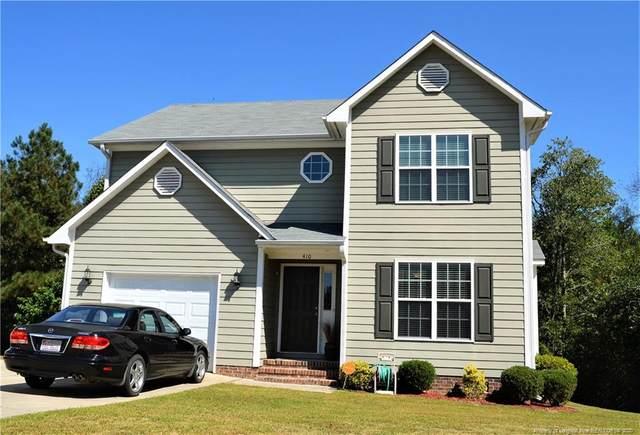 410 Roundtree Drive, Fayetteville, NC 28303 (MLS #627632) :: Weichert Realtors, On-Site Associates