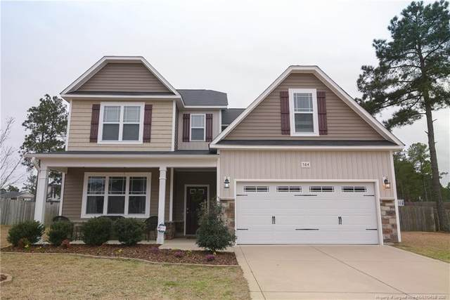 584 Wood Point Drive, Lillington, NC 27546 (MLS #627638) :: Weichert Realtors, On-Site Associates