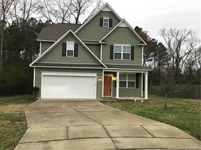 1628 N Turkey Run N, Fayetteville, NC 28312 (MLS #627641) :: Weichert Realtors, On-Site Associates