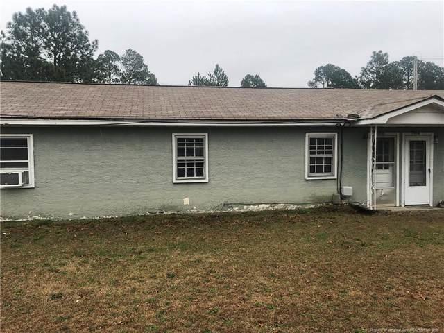 5816 Gregory Street, Fayetteville, NC 28311 (MLS #627648) :: Weichert Realtors, On-Site Associates